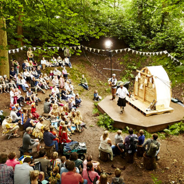 Top eco family festivals