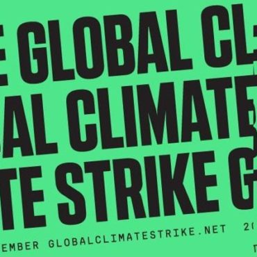 Global Climate Strike: what will you do?